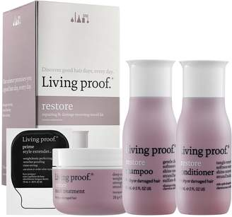 Living Proof Restore Repairing & Damage Reversing Travel Kit