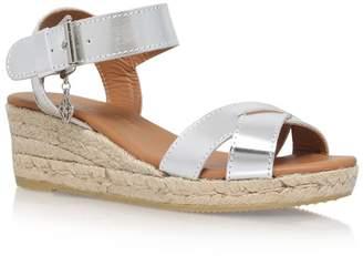 Kurt Geiger London Libby Wedge Sandals