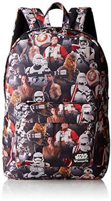 Loungefly Tfa Character Back pack