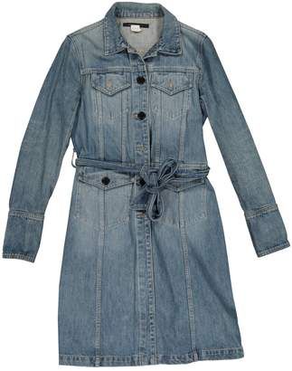 Marc Jacobs Blue Denim - Jeans Coats