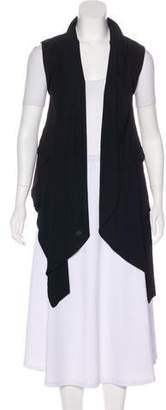 Jean Paul Gaultier Elongated Draped Vest