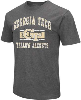 Equipment Men's Campus Heritage Georgia Tech Yellow Jackets Banner Tee