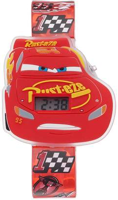Disney Pixar Cars 3 Lightning McQueen Kids' Digital Light-Up Watch
