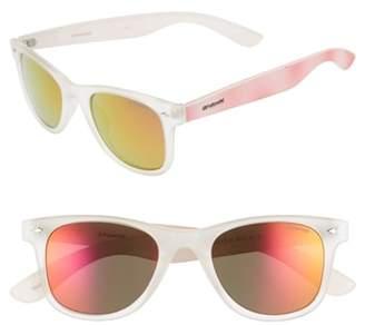 Polaroid 50mm Polarized Sunglasses