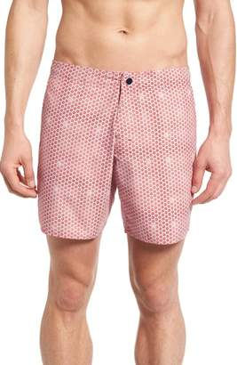 Zachary Prell Torreya Swim Trunks