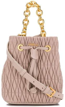 Furla Stasy Cometa bucket bag