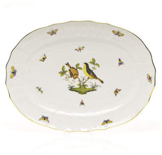 Herend Rothschild Platter, Medium