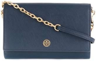 Tory Burch Robinson chain wallet