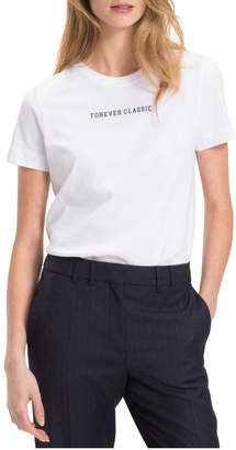 Tommy Hilfiger Masy Crew Neck Short Sleeve T-Shirt