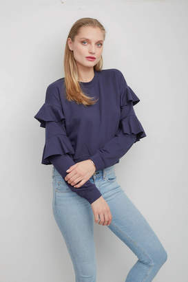 Generation Love Georgia Ruffle Top