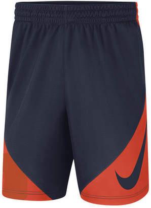 Nike Men's Syracuse Orange Hybrid Shorts