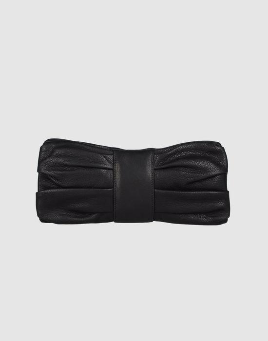 LE SOLIM Medium leather bag