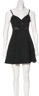 Elizabeth and James A-Line Mini Dress w/ Tags