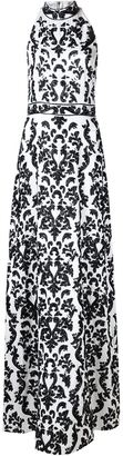 Alice+Olivia 'Makenna' beaded gown $2,713 thestylecure.com