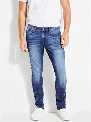 GUESS Men's Slim Tapered Ultimate Flex Jean
