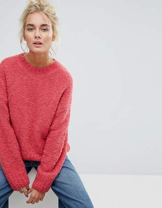 Weekday Boiled Wool Knit Jumper