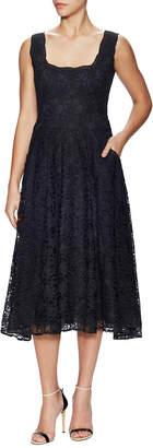 A.N.A Maria Rebecca Lace A-Line Dress