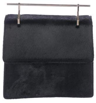 M2Malletier Ponyhair La Collectionneuse Bag