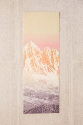 UO Trippy Mountain Yoga Mat $59 thestylecure.com