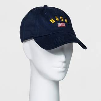 NASA Women's Baseball Hat - NASA Blue One Size