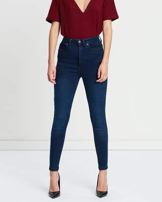 DCD High-Waisted Jeans