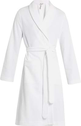 Hanro Robe Selection terry-towelling robe