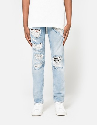 Slim Fit with Rips 5 Pockets $649 thestylecure.com