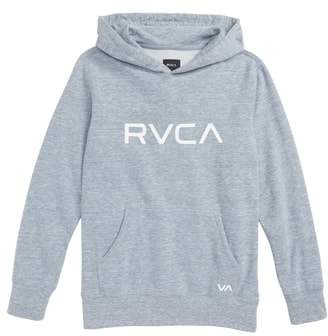 RVCA Big Logo Pullover Hoodie