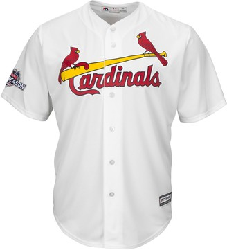 Majestic Big & Tall St. Louis Cardinals Cool Base Replica Jersey