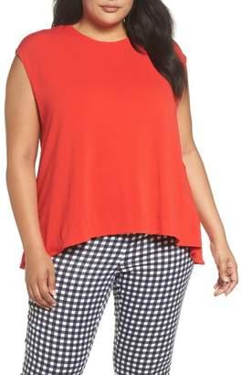 Rachel Roy Crop Top (Plus Size)