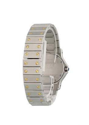 Cartier Santos Ronde Other Steel Watches