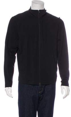 Theory Zip-Up Sweatshirt