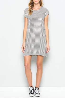 Apricot Lane Pin Stripe Dress