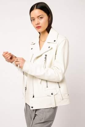 Moto Estrella Leather Jacket