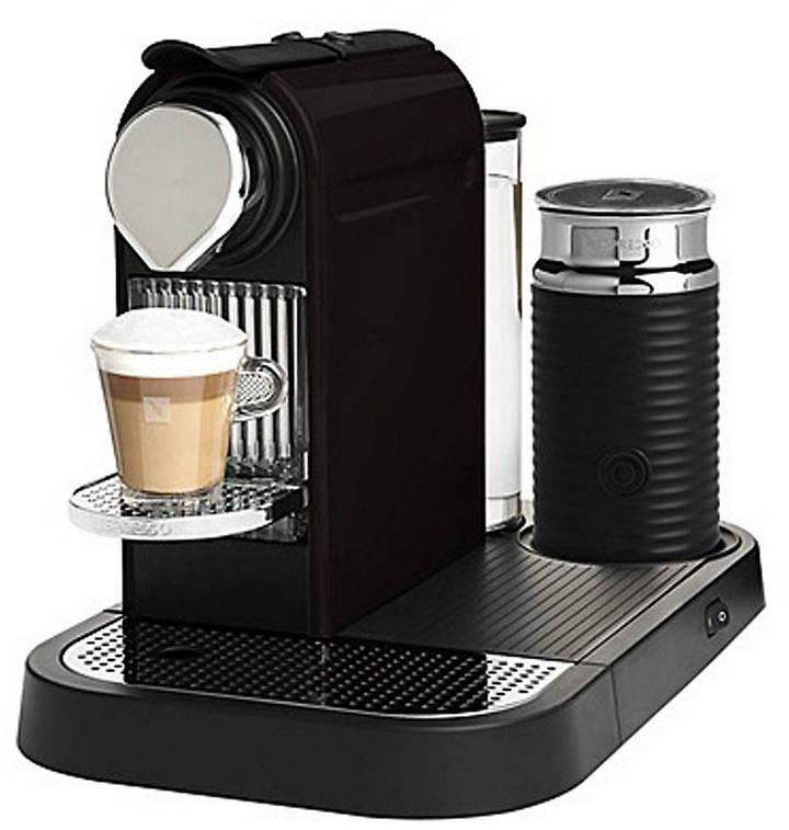 Nespresso CitiZ Automatic Espresso Maker and Milk Frother