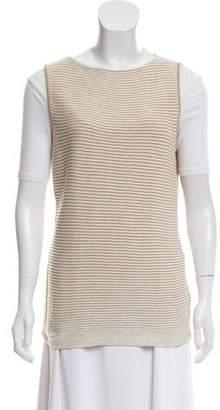 Lafayette 148 Lightweight Sweater Vest