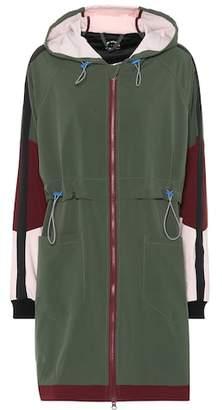 The Upside Saratoga hooded jacket