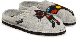 Nordstrom x Haflinger 'Cat' Slipper