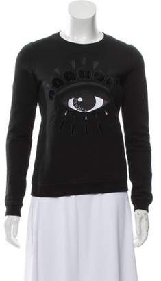 d1b3bc171c Kenzo Eye Sweatshirt - ShopStyle