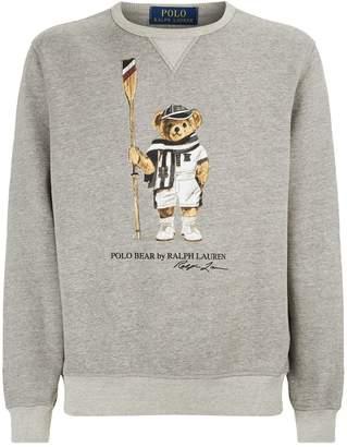 Polo Ralph Lauren Polo Bear Fleece Sweatshirt