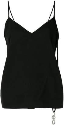 MM6 MAISON MARGIELA V-neck vest top