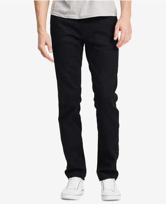 Calvin Klein Jeans Men's Stretch Slim-Straight Fit Jeans