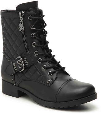 G by Guess Balmy Combat Boot - Women's