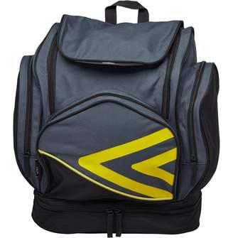 Umbro Pro Training Italia Backpack Carbon/Black/Blazing Yellow