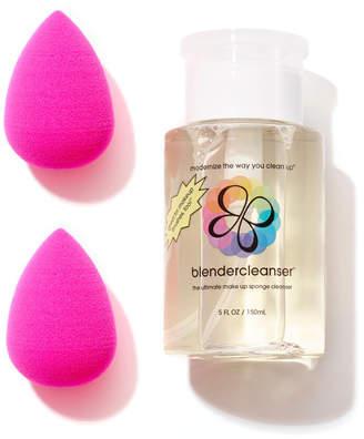 Beautyblender Original Double + Liquid blendercleanser Kit