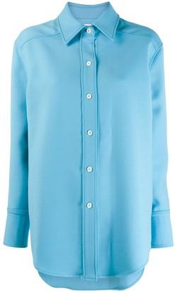 Courreges loose fit shirt