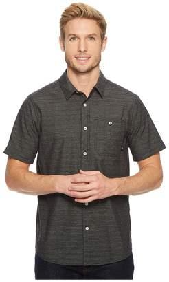 Mountain Hardwear Franztm Short Sleeve Top Men's Short Sleeve Button Up
