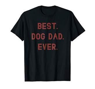Mens Dog Dad Shirt Gift