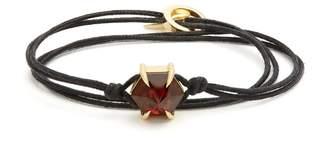 Kate Moss ARA VARTANIAN X garnet & yellow-gold bracelet