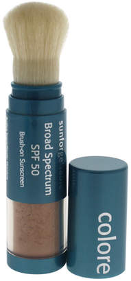 Colorescience 0.21Oz Sunforgettable Brush-On Sunscreen Spf 50 In Medium